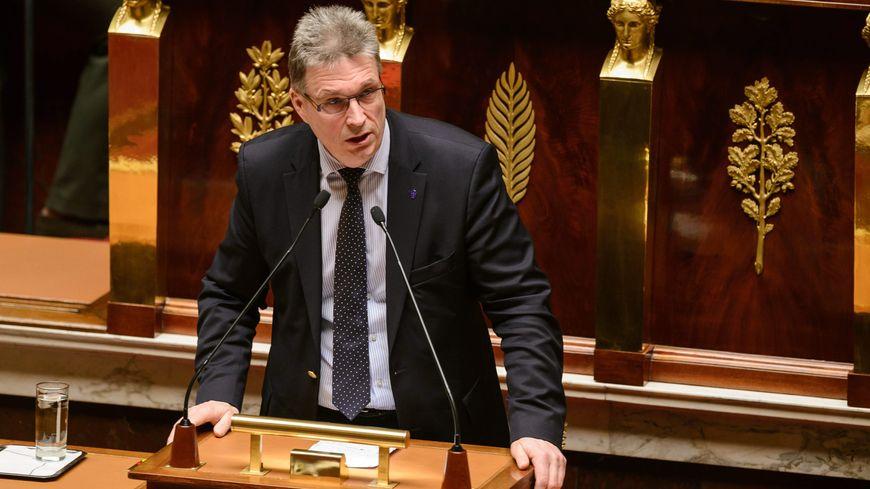Jean-Pierre Barbier, député UMP de la septième circonscription de l'Isère