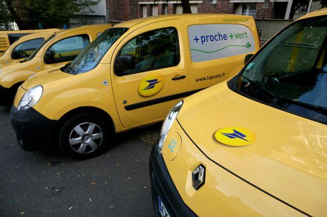 Les Kangoo électriques fruit du partenariat entre La Poste et Renault pour des vehicules propre