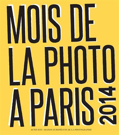 le mois de la photo 2014 catalogue