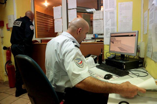 15ème arrondissement de Marseille, police Secours