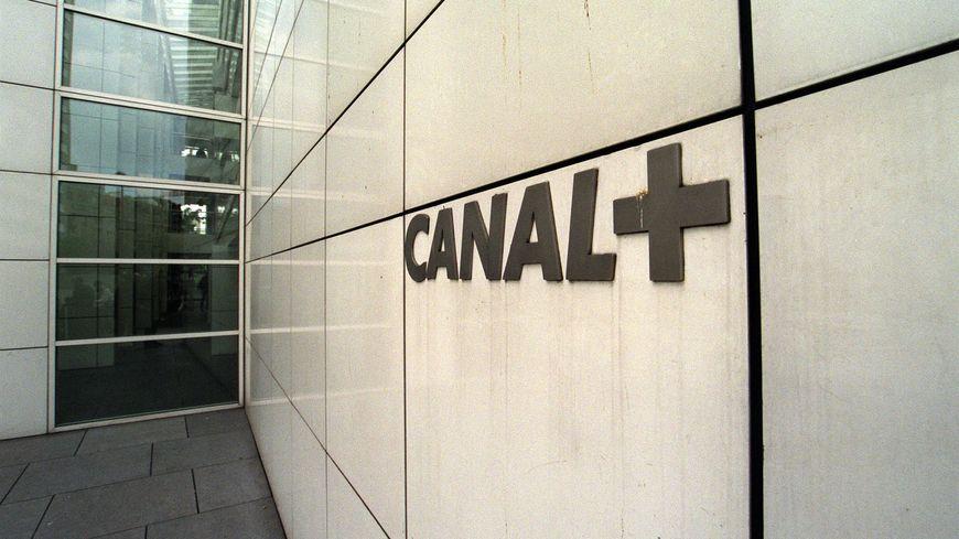 L'ancien bâtiment de Canal +, quai de Javel à Paris