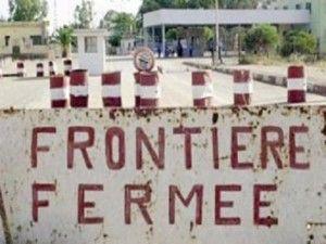 Frontière fermée