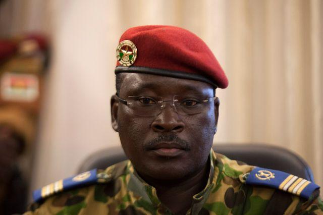 Lieutenant Colonel Yacouba Isaac Zida