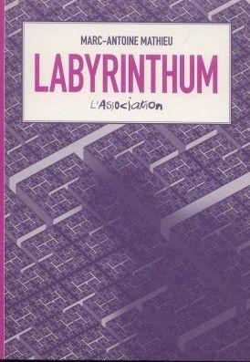 Marc-Antoine Mathieu-Labyrinthum
