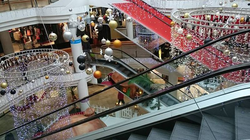 Centre commercial La Coupole à Nîmes