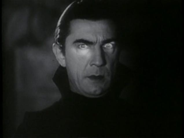 Bela Lugosi dans le rôle de Dracula