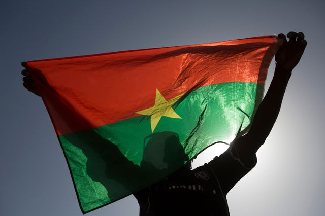 Un an de transition au Burkina Faso ?