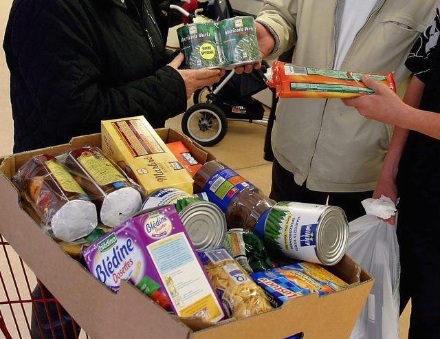 Grande collecte des banques alimentaires ce week-end