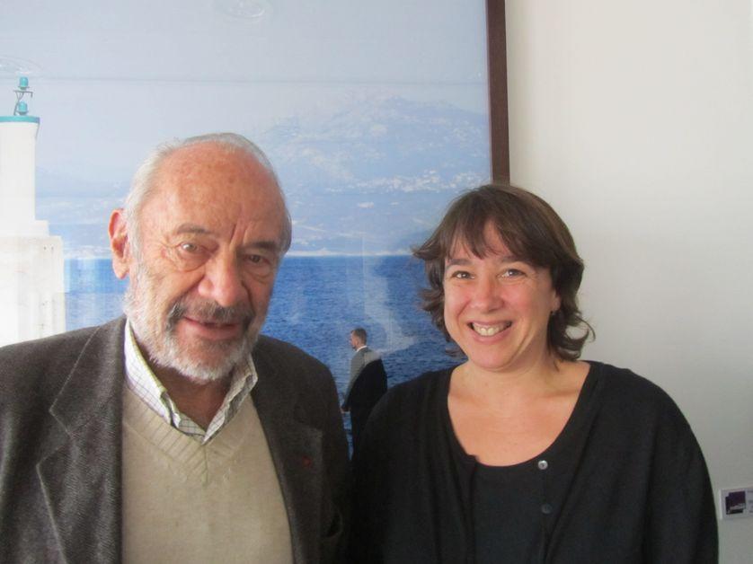 Etienne Guyon & Véronique Lazarus