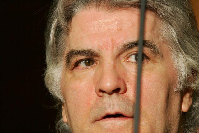 Pierre Bodein lors de son procès en appel en 2008