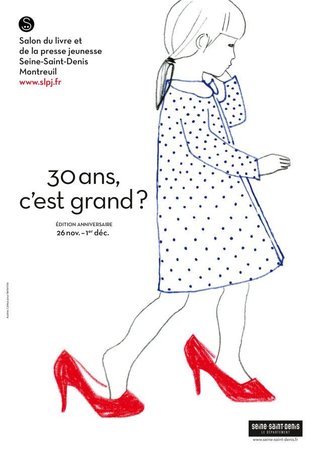 30ème Salon du livre jeunesse de Montreuil