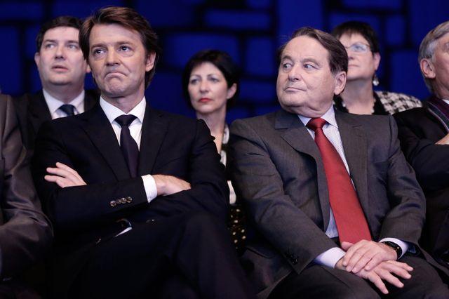 François Baroin, nouveau président de l'Association des maires de France