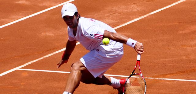 Fernando Verdasco - Coupe Davis 2009