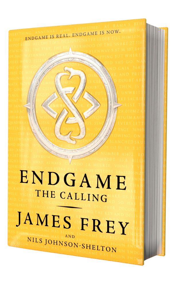 """Endgame"" de James Frey"