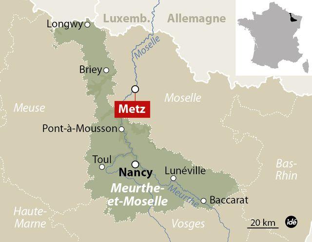 Metz idé