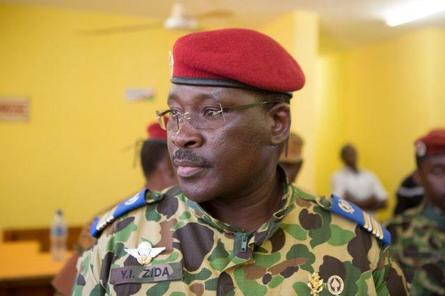 Zida était membre de la garde rapprochée de l'ancien président Comparoré