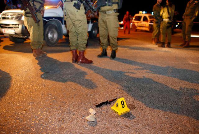 Deux Israéliens blessés et unefemme tuées