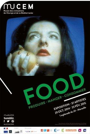 Exposition FOOD au MUCEM à Marseille