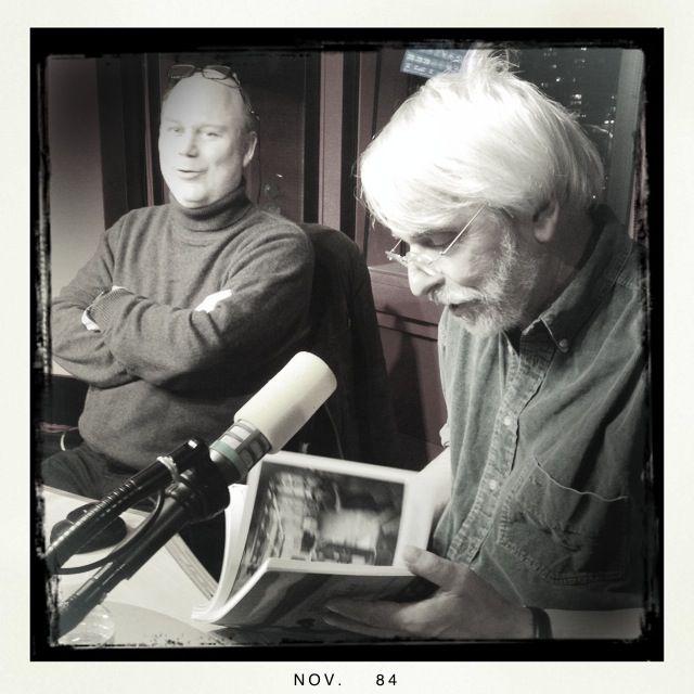Philippe Delerm et JC Béchet