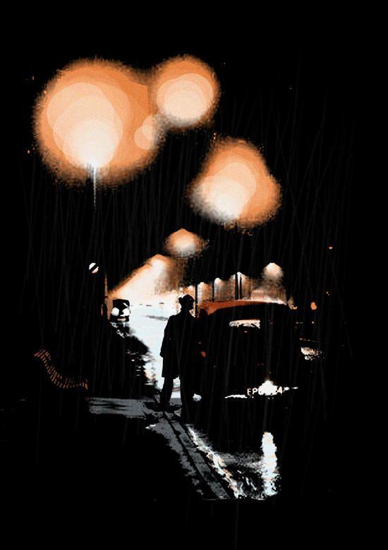 Nuits noires - Stéphane Braka