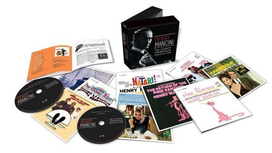 Photo - Henry Mancini MEA 603*380