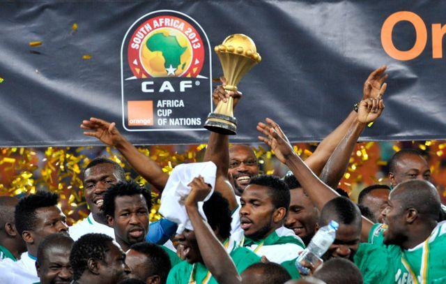 En 2013, le Nigeria a remporté la CAN en Afrique du sud