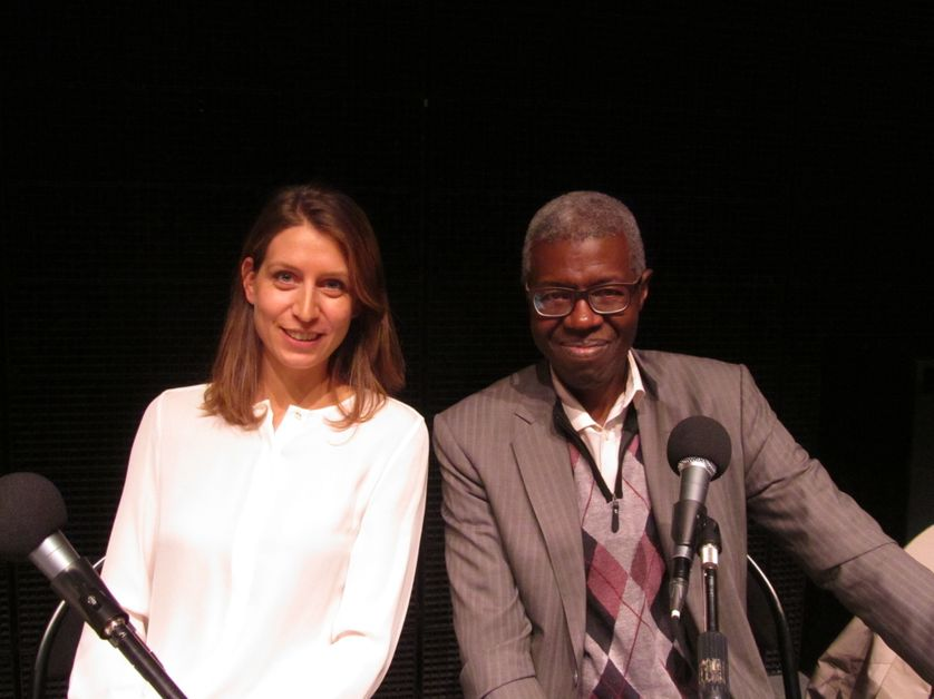 Souleymane Bachir Diagne et Adèle Van Reeth