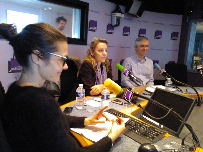 MC.Missir, Divina Frau-Meigs et Laurent Tessier