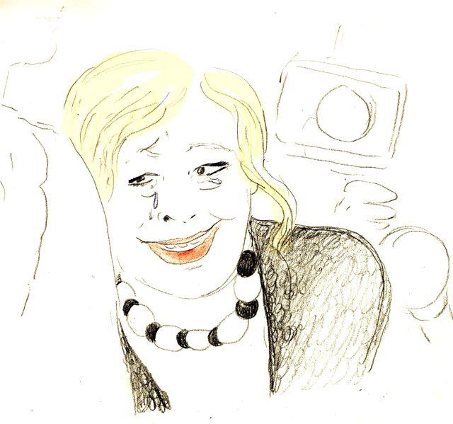 Lydie Salvayre - Prix Goncourt 2014