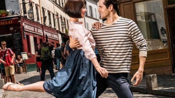 Un American à Paris de George et Ira Gershwin au Théâtre du Châtelet