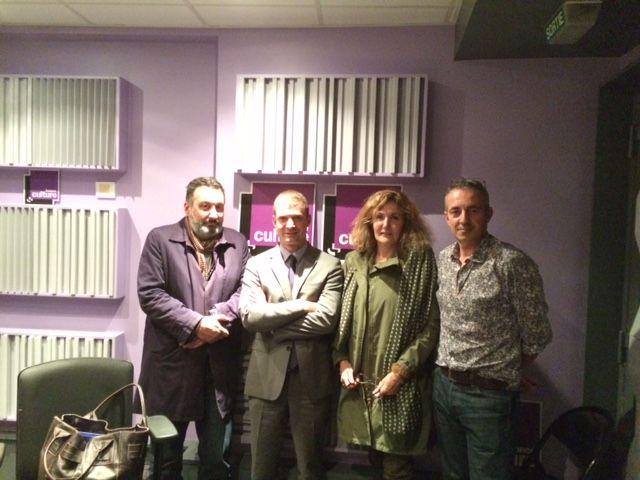 Sylvain Bourmeau, David Revault D'allonnes,  Isabelle Veyrat-Masson,