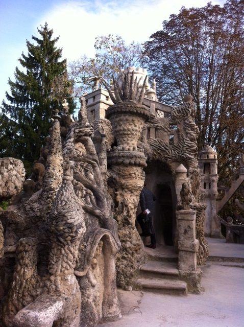 Palais idéal du fecteur Cheval