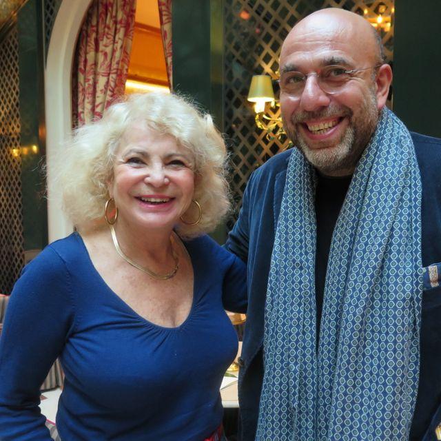Paolo Virzi et Paula Jacques