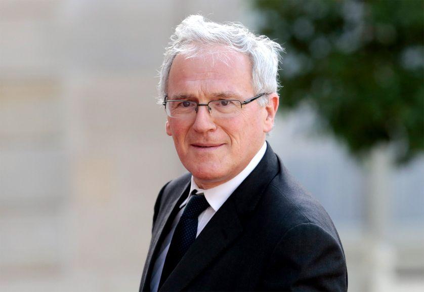 Jean-Bernard Lévy, le 23 juin 2014, à l'Elysée