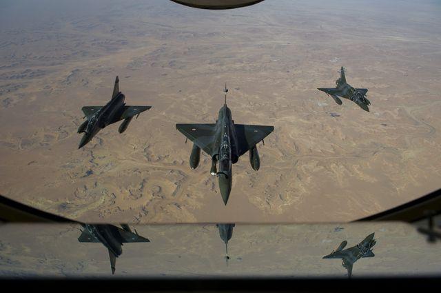 Mirages 2000-D