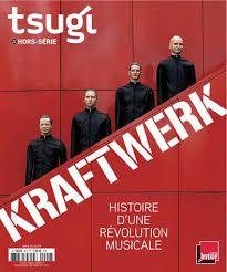 Hors-série Kraftwerk dans le magazine Tsugi