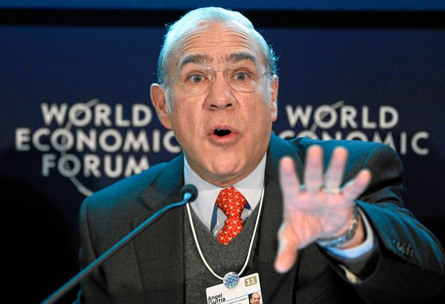 Angel Gurria - World Economic Forum Annual Meeting 2011