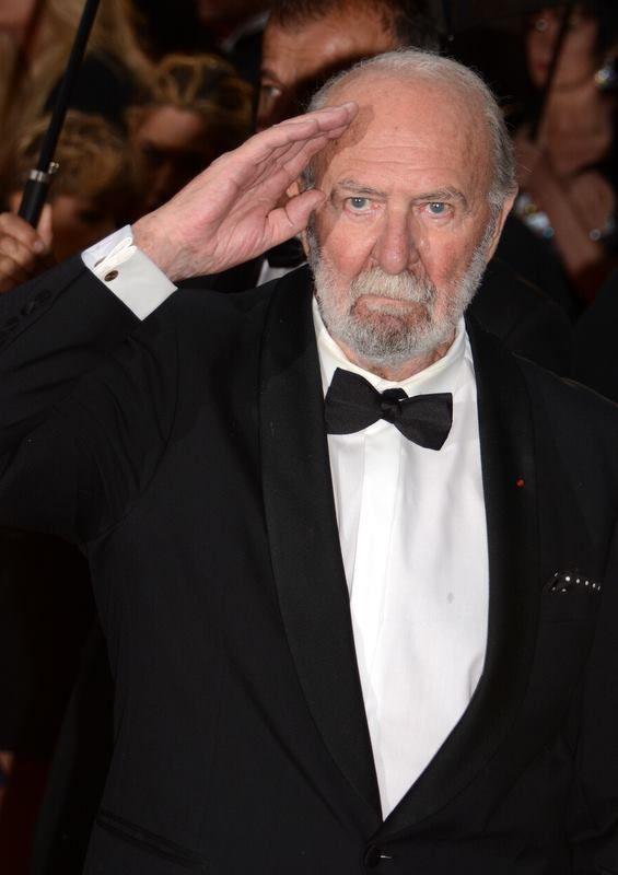 Jean-Pierre Marielle au Festival de Cannes 2013