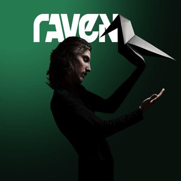 Visuel CD - Chercheur d'Orage - Raven