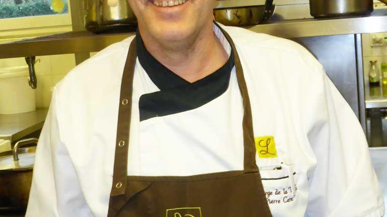 Le Chef Pierre Corre.