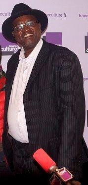 Freddy Mulongo, rédacteur en chef et correspondant à Paris de l'Agence congolaise Réveil FM International