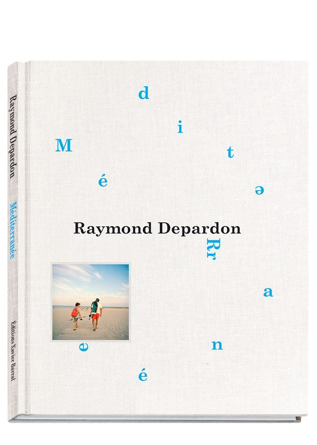"Raymond Depardon ""Méditerranée"" - Xavier Barral"