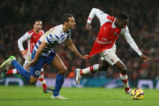 Arsenal face à QPR