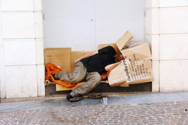 4 000 personnes dorment dans la rue à Paris