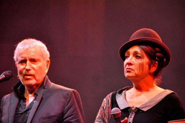 Bernard Lavilliers - Partons en live