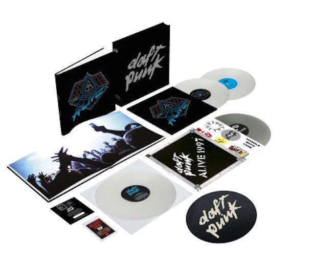 Alive - Daft Punk