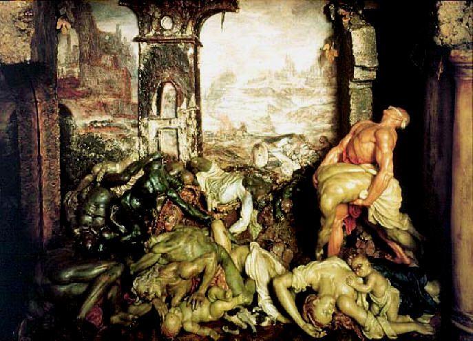 La peste de Gaetano Zumbo