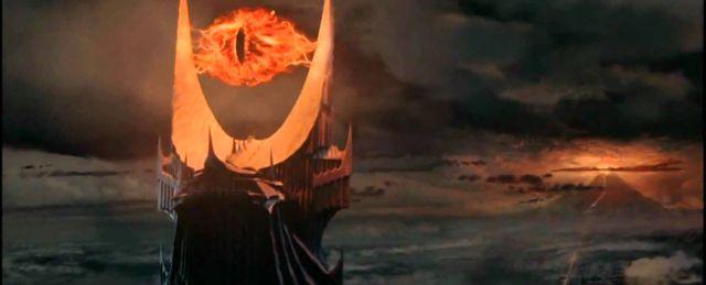 Oeil de Sauron (film du Seigneur des Anneaux)
