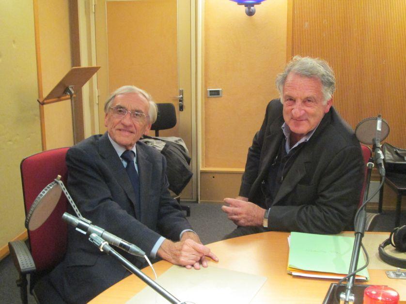 Yves Pouliquen et René Frydman