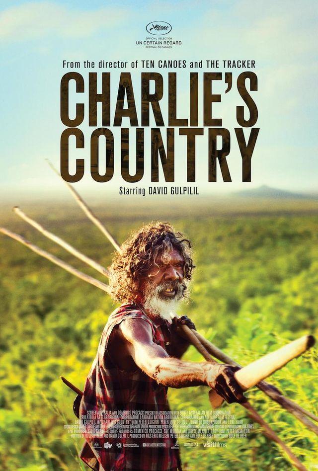 Rolf de Heer-Charlie's country